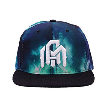 INTO THE AM Cold Galaxy Rave Snapback