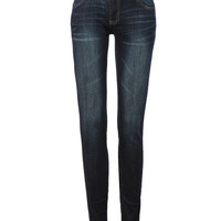LE3NO Womens Lightweight Skinny Jean Pants with Stretch (CLEARANCE)