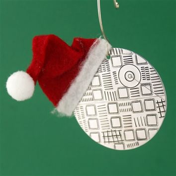 Death Star Ornament - Spiffing Jewelry