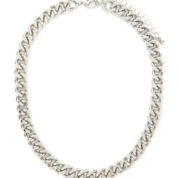 Curb Chain Necklace | Forever 21 - 1000174898