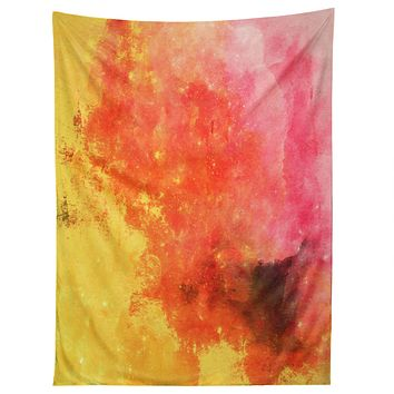 Allyson Johnson Early Sunset Tapestry