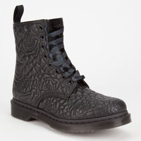 Dr. Martens Brause Womens Boots Black  In Sizes