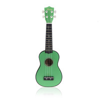 Green Homeland 21in Compact Ukelele