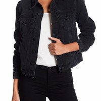 BLANKNYC Denim | Distressed Denim Jacket | Nordstrom Rack