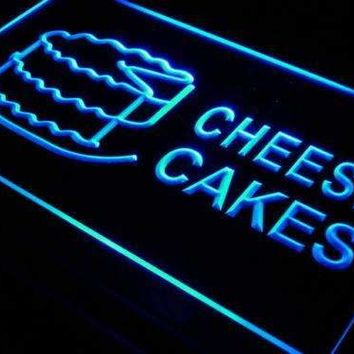 Cheese Cakes Neon Sign (LED)
