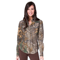 Realtree Girl Xtra Olivia Shirt in XL