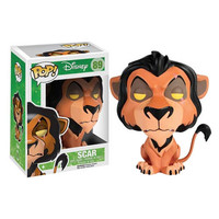 The Lion King Scar Pop! Vinyl Figure : Forbidden Planet