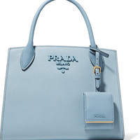 Prada - Textured-leather tote