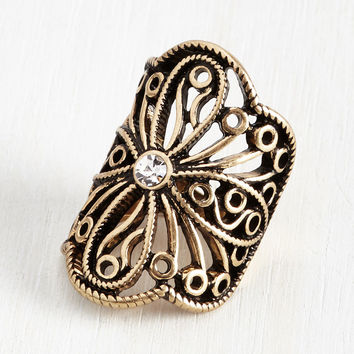 Bling True Ring | Mod Retro Vintage Rings | ModCloth.com