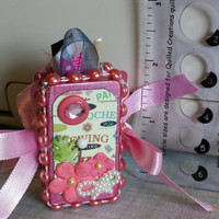 Domino Mini Book-Seamstress
