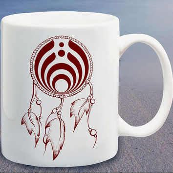 Dream Catcher Bassnectar logo custom mug,coffee mug,tea mug,cup mug
