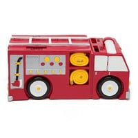 Toddler Money Scholar Fire Truck Bank