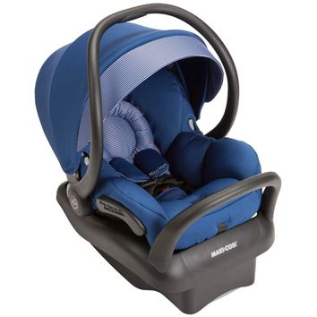 Maxi-Cosi Mico Max 30 Air Protect Infant Baby Car Seat w Base Blue NEW