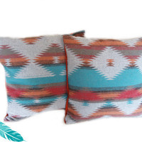 Navajo Pillow Covers