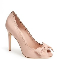 Joan & David 'Nasella' Pump
