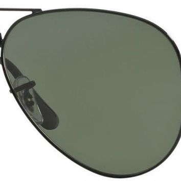 Cheap Ray-Ban Unisex RB3025 Large Aviator Sunglasses outlet
