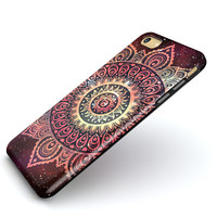 starry mandala Tough iPhone 6 Case,mandala iPhone 6S Case,iPhone 6s Plus Case,Tough iPhone 6s Case,mandala iPhone SE Case