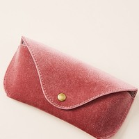 Velvet Reading Glasses Case