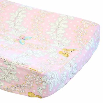 Butterfly Garden - Changing Pad Cover