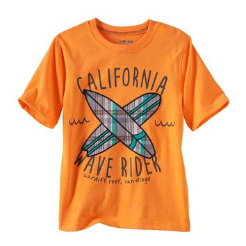 Jumping Beans ''California Wave Rider'' Tee - Boys
