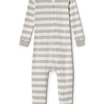 Organic Stripe One-Piece | Gap
