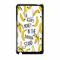 Theres Always Money In The Banana Stand Samsung Galaxy Note Edge Case