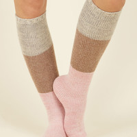 Warm and Toes-ty Socks | Mod Retro Vintage Socks | ModCloth.com