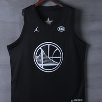 Golden State Warriors #30 Stephen Curry All-Star Edition NBA Jerseys - Best Deal Online