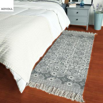 Autumn Fall welcome door mat doormat AOVOLL Soft Chinese Style Cotton Carpets For Living Room Bedroom Kid Room Rugs Home Carpet Floor  Fashion Area Rug Mats AT_76_7