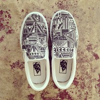 City Guide: Austin Artist Sophie Roach - Classic & City Events - Vans