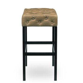 Douglas & David Bar Stool Light Brown