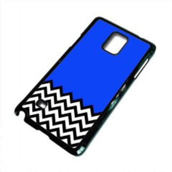 Welcome to twin peaks chevron 2 for samsung galaxy note 5 case