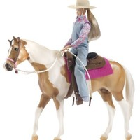 Breyer Let's Go Riding Western