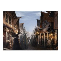 Diagon Alley - Poster - Pottermore Shop