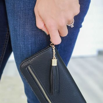 City Streets Wallet - Black