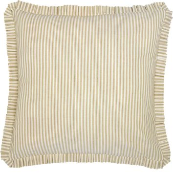 Joanna Ticking Stripe Euro Sham