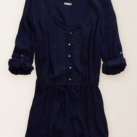 Aerie Women's Romper (Royal Navy)