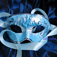 Cinderella Fairy Tale Art Mask