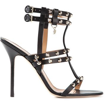 DSQUARED2 studded strappy sandals