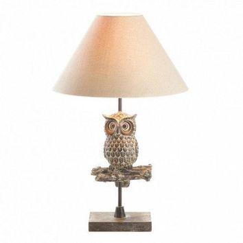 Owl Lamp (pack of 1 EA)