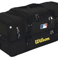 Wilson umpire baseball bags on wheels