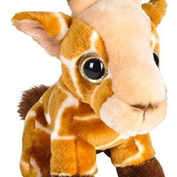 "Wildlife Tree 7"" Stuffed Tiger Plush Floppy Animal Heirloom Collection"