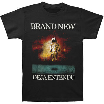Brand New Men's  Deja Entendu T-shirt Black Rockabilia