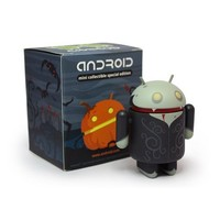 Android Mini Collectible Halloween Power Vampire Special Edition ?/?? Ratio Vinyl Mystery Variant Toy Robot Figure