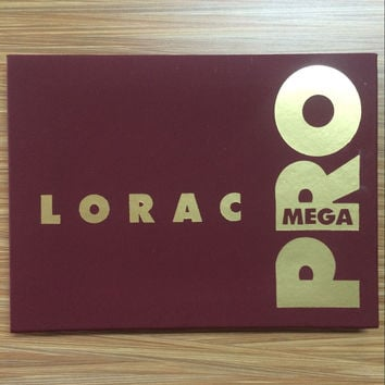 Lorac Pro Mega 32-color Eye Shadow [10922850191]