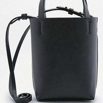 Black Mini Tote Cross Body - Urban Outfitters