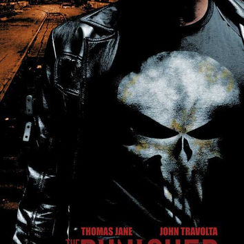 The Punisher 27x40 Movie Poster (2004)