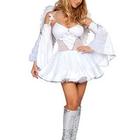 Heavenly Angel Costume | Sexy Clothes Womens Sexy Dresses Sexy Clubwear Sexy Swimwear | Flirt Catalog