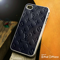 LV louis vuitton leather iPhone 4 5 5c 6 Plus Case, Samsung Galaxy S3 S4 S5 Note 3 4 Case, iPod 4 5 Case, HtC One M7 M8 and Nexus Case