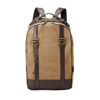 MBG9116P - Estate Top Zip Backpack